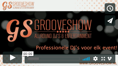 Drive in show Grooveshow Promo video